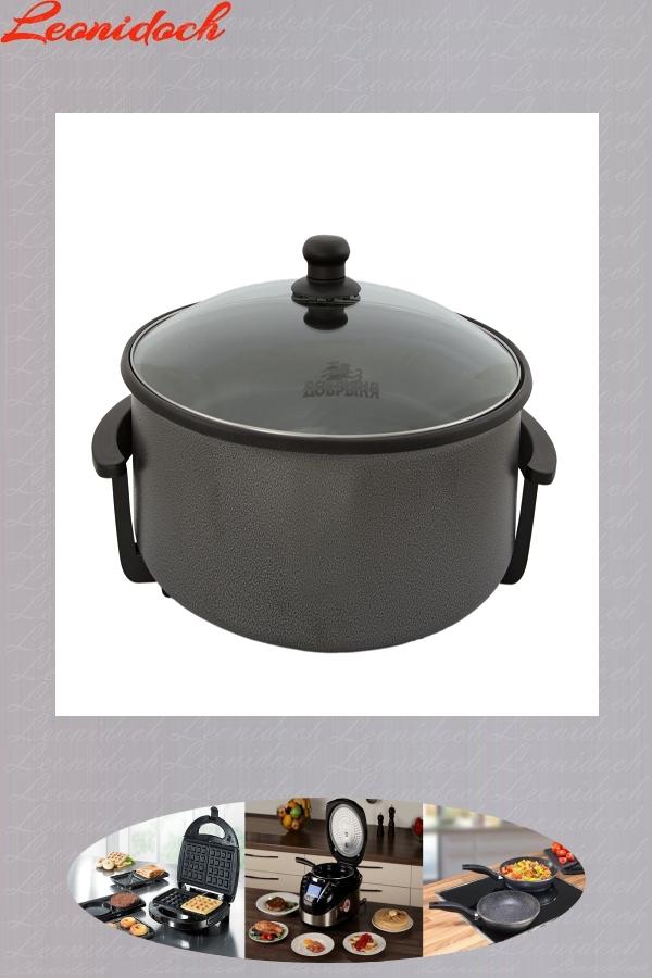 Эл.сковорода DO-1603 (42см) 9 см глубина