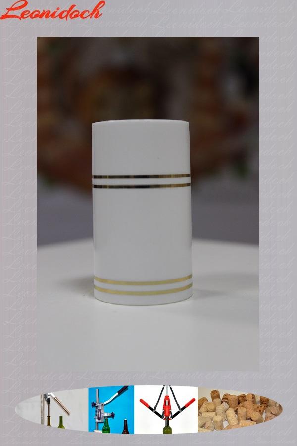 Колпак гуала для бутылки КПМ-30 былый